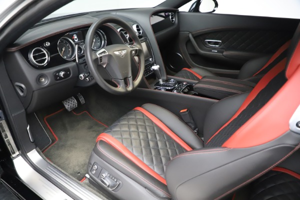 Used 2017 Bentley Continental GT V8 S for sale Sold at Pagani of Greenwich in Greenwich CT 06830 18