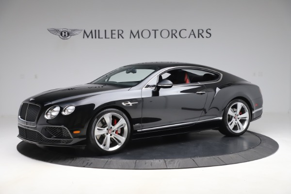 Used 2017 Bentley Continental GT V8 S for sale Sold at Pagani of Greenwich in Greenwich CT 06830 3