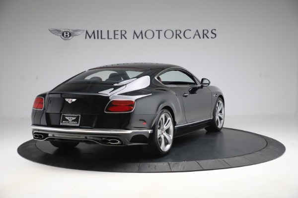 Used 2017 Bentley Continental GT V8 S for sale Sold at Pagani of Greenwich in Greenwich CT 06830 8