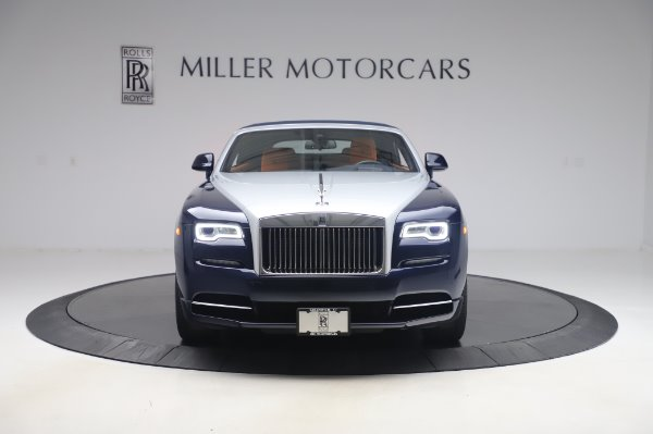 New 2017 Rolls-Royce Dawn for sale Sold at Pagani of Greenwich in Greenwich CT 06830 11