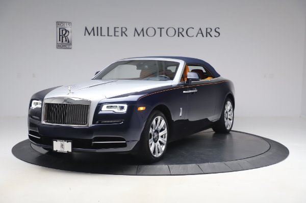 Used 2017 Rolls-Royce Dawn for sale $239,900 at Pagani of Greenwich in Greenwich CT 06830 12