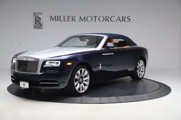Used 2017 Rolls-Royce Dawn for sale $239,900 at Pagani of Greenwich in Greenwich CT 06830 13