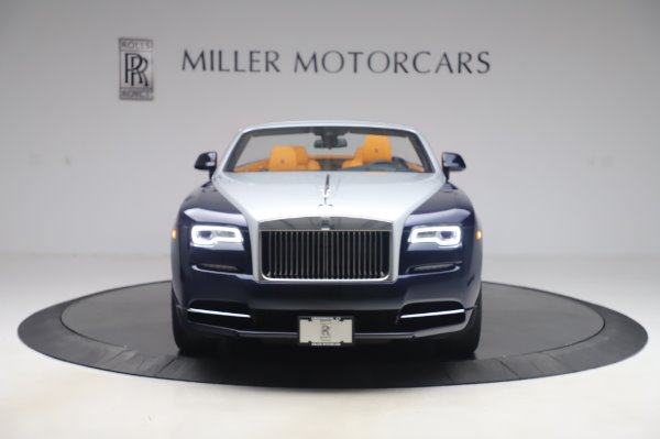 Used 2017 Rolls-Royce Dawn for sale $239,900 at Pagani of Greenwich in Greenwich CT 06830 2