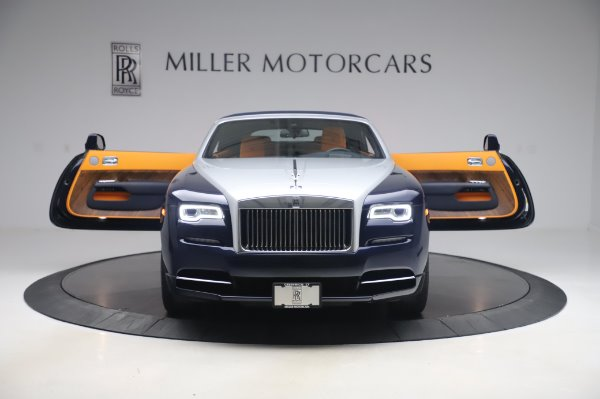 Used 2017 Rolls-Royce Dawn for sale $239,900 at Pagani of Greenwich in Greenwich CT 06830 20