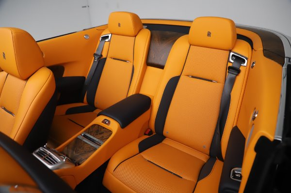 Used 2017 Rolls-Royce Dawn for sale $239,900 at Pagani of Greenwich in Greenwich CT 06830 23