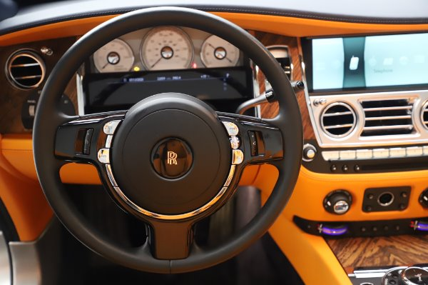 New 2017 Rolls-Royce Dawn for sale Sold at Pagani of Greenwich in Greenwich CT 06830 26