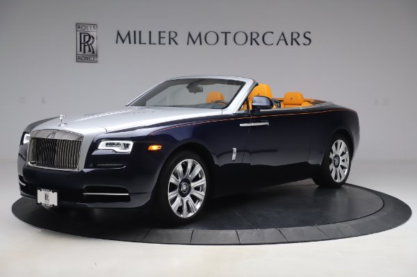 Used 2017 Rolls-Royce Dawn for sale $239,900 at Pagani of Greenwich in Greenwich CT 06830 3