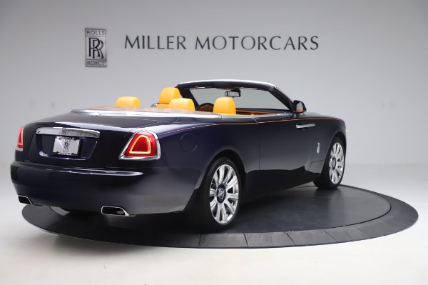 New 2017 Rolls-Royce Dawn for sale Sold at Pagani of Greenwich in Greenwich CT 06830 7