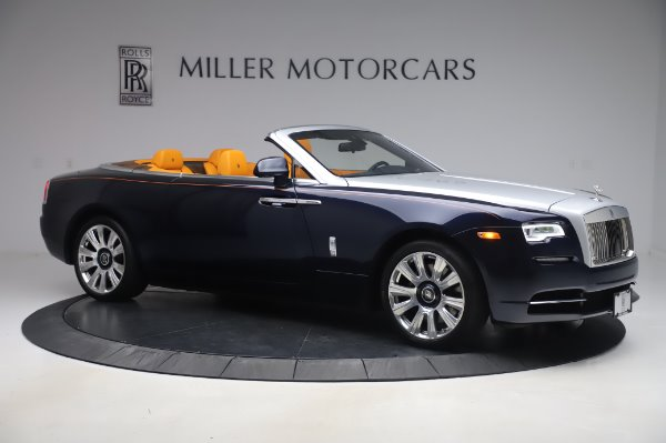 Used 2017 Rolls-Royce Dawn for sale $239,900 at Pagani of Greenwich in Greenwich CT 06830 9