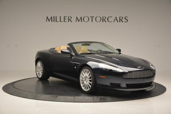 Used 2007 Aston Martin DB9 Volante for sale Sold at Pagani of Greenwich in Greenwich CT 06830 11