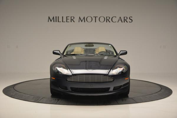 Used 2007 Aston Martin DB9 Volante for sale Sold at Pagani of Greenwich in Greenwich CT 06830 12
