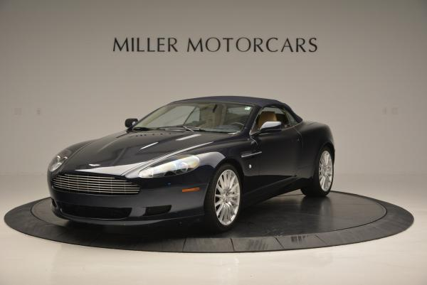 Used 2007 Aston Martin DB9 Volante for sale Sold at Pagani of Greenwich in Greenwich CT 06830 13