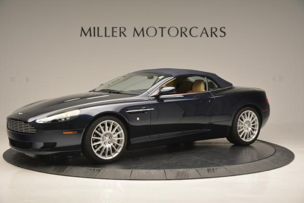 Used 2007 Aston Martin DB9 Volante for sale Sold at Pagani of Greenwich in Greenwich CT 06830 14