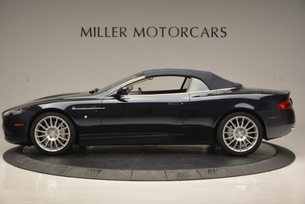 Used 2007 Aston Martin DB9 Volante for sale Sold at Pagani of Greenwich in Greenwich CT 06830 15