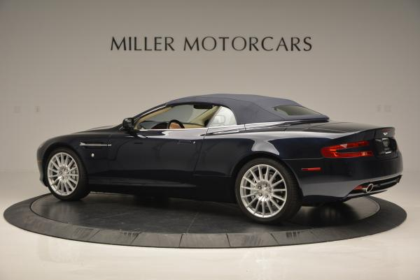 Used 2007 Aston Martin DB9 Volante for sale Sold at Pagani of Greenwich in Greenwich CT 06830 16