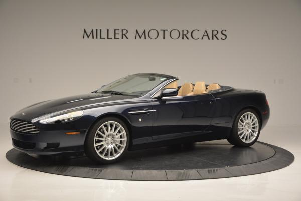 Used 2007 Aston Martin DB9 Volante for sale Sold at Pagani of Greenwich in Greenwich CT 06830 2