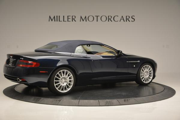 Used 2007 Aston Martin DB9 Volante for sale Sold at Pagani of Greenwich in Greenwich CT 06830 20