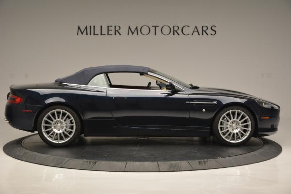 Used 2007 Aston Martin DB9 Volante for sale Sold at Pagani of Greenwich in Greenwich CT 06830 21