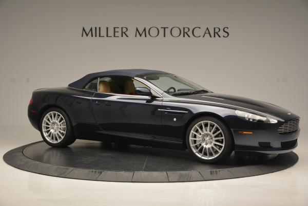 Used 2007 Aston Martin DB9 Volante for sale Sold at Pagani of Greenwich in Greenwich CT 06830 22
