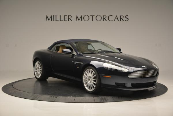 Used 2007 Aston Martin DB9 Volante for sale Sold at Pagani of Greenwich in Greenwich CT 06830 23