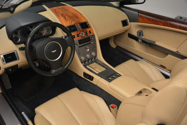 Used 2007 Aston Martin DB9 Volante for sale Sold at Pagani of Greenwich in Greenwich CT 06830 24