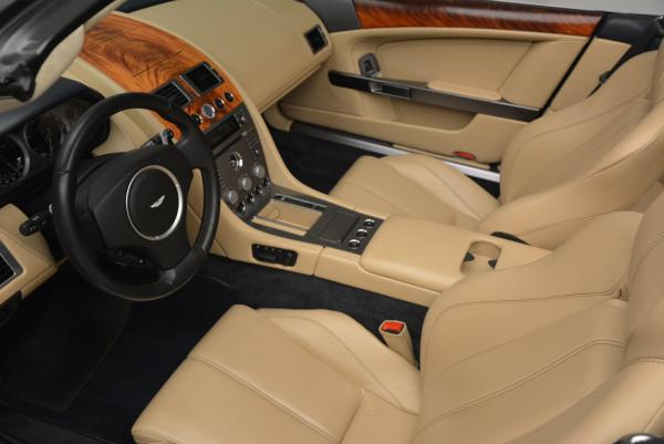 Used 2007 Aston Martin DB9 Volante for sale Sold at Pagani of Greenwich in Greenwich CT 06830 25