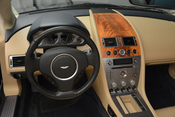Used 2007 Aston Martin DB9 Volante for sale Sold at Pagani of Greenwich in Greenwich CT 06830 26