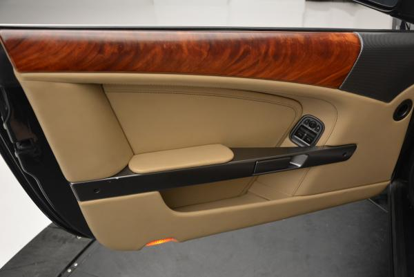 Used 2007 Aston Martin DB9 Volante for sale Sold at Pagani of Greenwich in Greenwich CT 06830 27