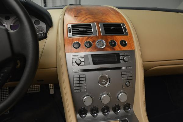 Used 2007 Aston Martin DB9 Volante for sale Sold at Pagani of Greenwich in Greenwich CT 06830 28