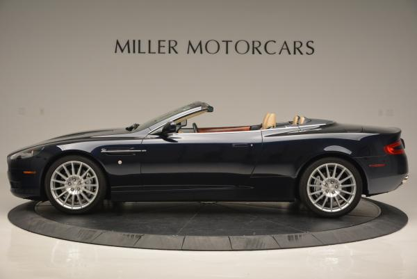 Used 2007 Aston Martin DB9 Volante for sale Sold at Pagani of Greenwich in Greenwich CT 06830 3