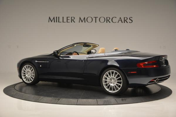 Used 2007 Aston Martin DB9 Volante for sale Sold at Pagani of Greenwich in Greenwich CT 06830 4