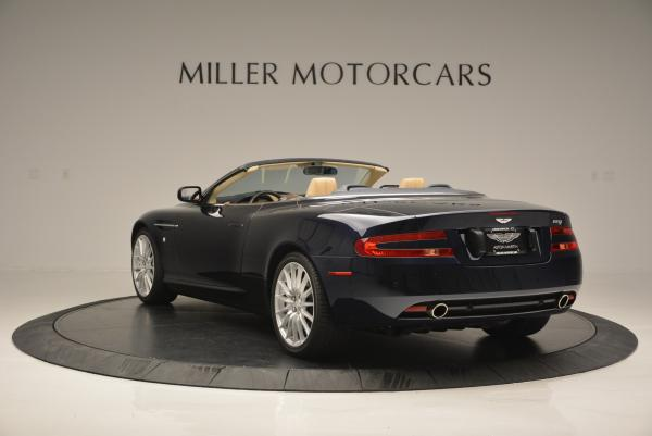 Used 2007 Aston Martin DB9 Volante for sale Sold at Pagani of Greenwich in Greenwich CT 06830 5