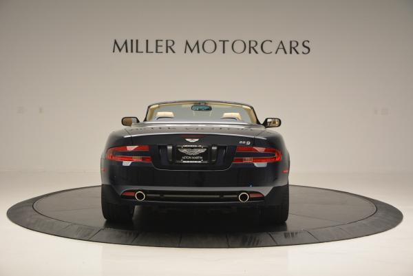 Used 2007 Aston Martin DB9 Volante for sale Sold at Pagani of Greenwich in Greenwich CT 06830 6