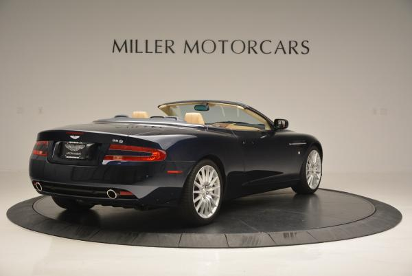 Used 2007 Aston Martin DB9 Volante for sale Sold at Pagani of Greenwich in Greenwich CT 06830 7