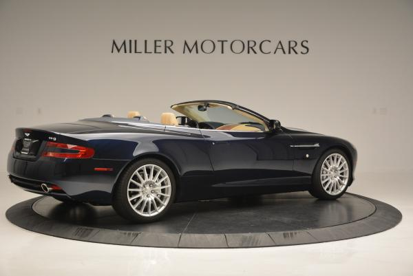 Used 2007 Aston Martin DB9 Volante for sale Sold at Pagani of Greenwich in Greenwich CT 06830 8