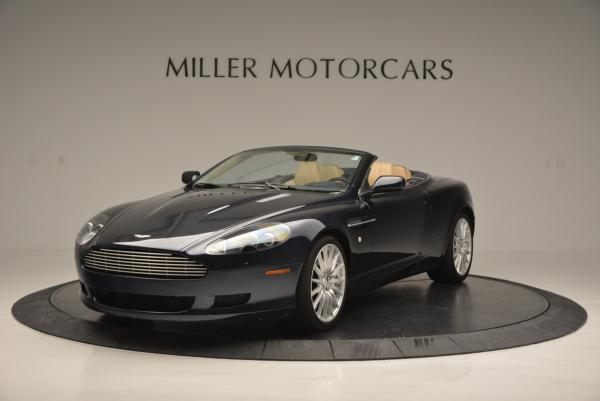 Used 2007 Aston Martin DB9 Volante for sale Sold at Pagani of Greenwich in Greenwich CT 06830 1