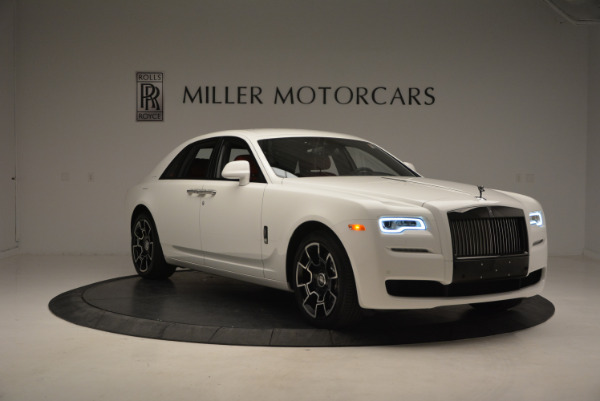 New 2017 Rolls-Royce Ghost Black Badge for sale Sold at Pagani of Greenwich in Greenwich CT 06830 11