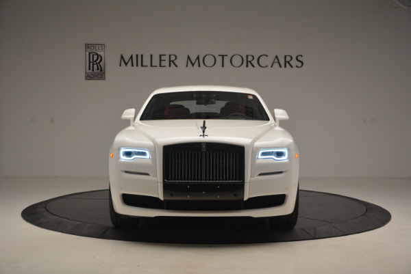 New 2017 Rolls-Royce Ghost Black Badge for sale Sold at Pagani of Greenwich in Greenwich CT 06830 12