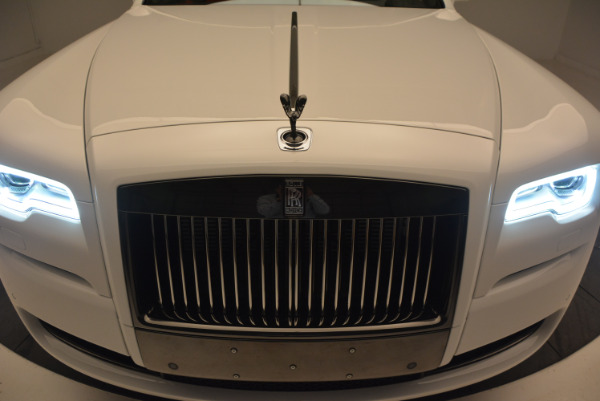 New 2017 Rolls-Royce Ghost Black Badge for sale Sold at Pagani of Greenwich in Greenwich CT 06830 14