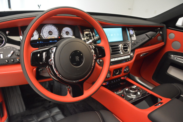 New 2017 Rolls-Royce Ghost Black Badge for sale Sold at Pagani of Greenwich in Greenwich CT 06830 20