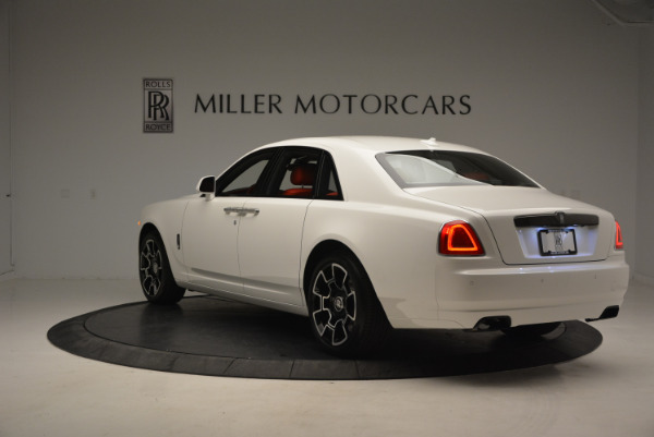 New 2017 Rolls-Royce Ghost Black Badge for sale Sold at Pagani of Greenwich in Greenwich CT 06830 5