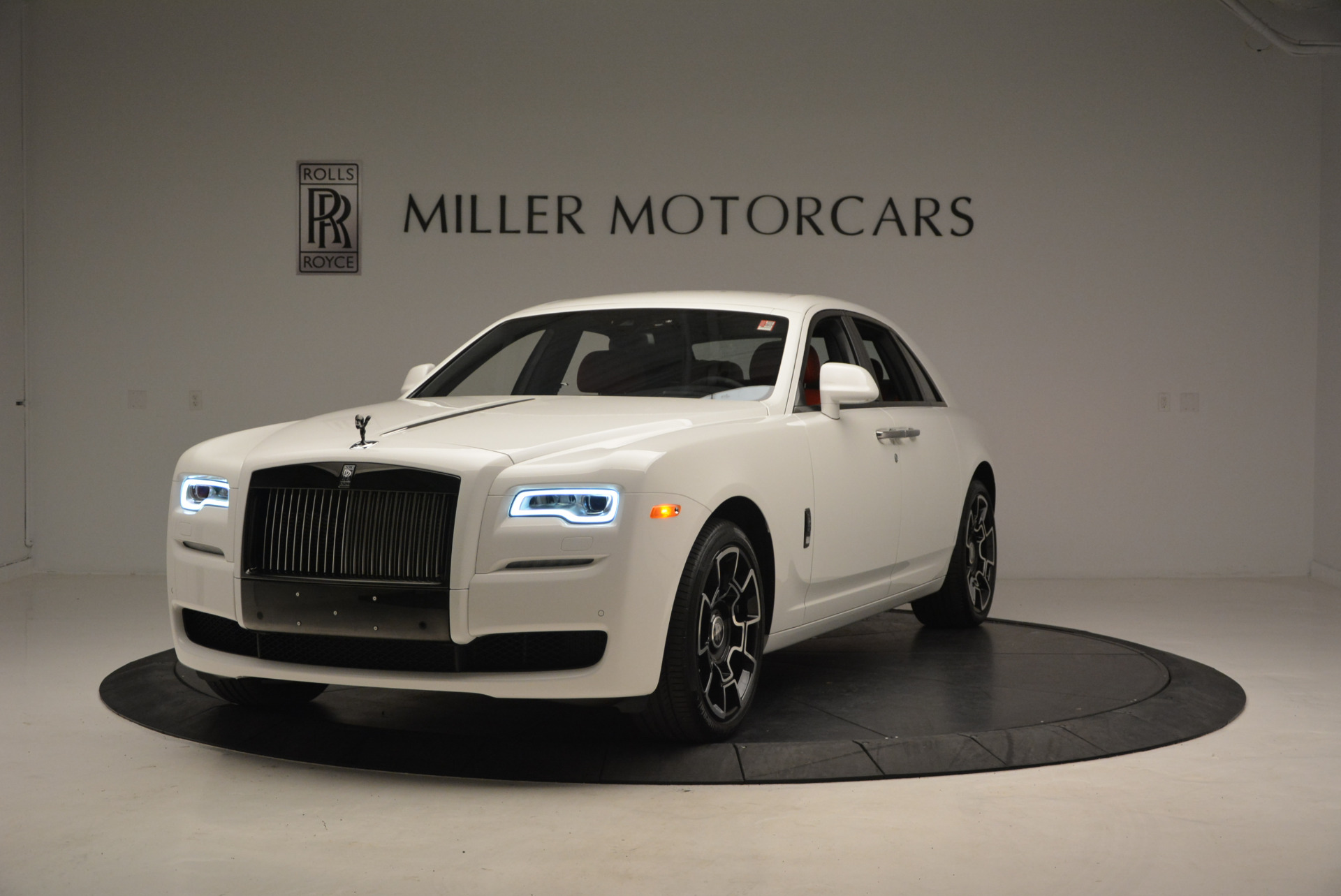 New 2017 Rolls-Royce Ghost Black Badge for sale Sold at Pagani of Greenwich in Greenwich CT 06830 1