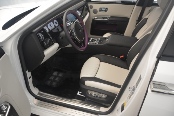 Used 2017 Rolls-Royce Ghost for sale Sold at Pagani of Greenwich in Greenwich CT 06830 18