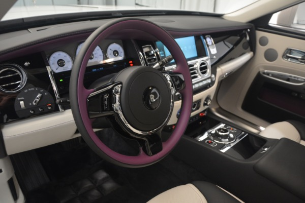 Used 2017 Rolls-Royce Ghost for sale Sold at Pagani of Greenwich in Greenwich CT 06830 22