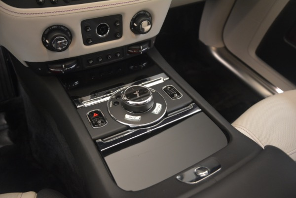 Used 2017 Rolls-Royce Ghost for sale Sold at Pagani of Greenwich in Greenwich CT 06830 26
