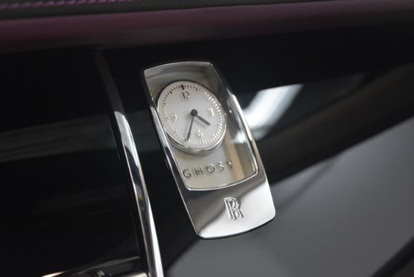 Used 2017 Rolls-Royce Ghost for sale Sold at Pagani of Greenwich in Greenwich CT 06830 27