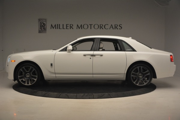 Used 2017 Rolls-Royce Ghost for sale Sold at Pagani of Greenwich in Greenwich CT 06830 3