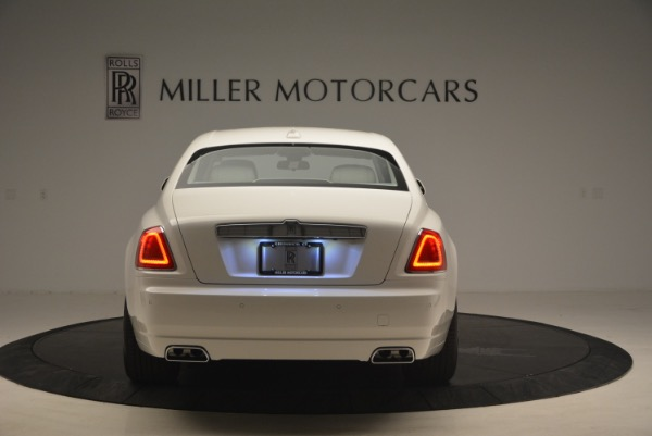 Used 2017 Rolls-Royce Ghost for sale Sold at Pagani of Greenwich in Greenwich CT 06830 6