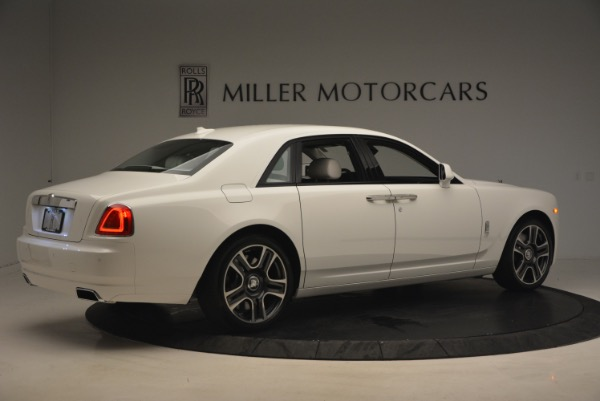 Used 2017 Rolls-Royce Ghost for sale Sold at Pagani of Greenwich in Greenwich CT 06830 8