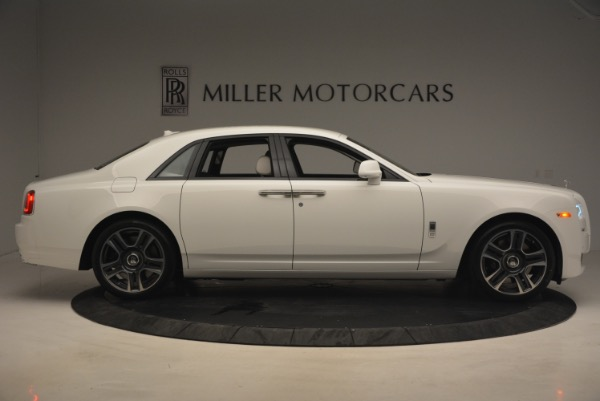 Used 2017 Rolls-Royce Ghost for sale Sold at Pagani of Greenwich in Greenwich CT 06830 9